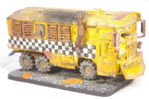 Puppet's War Orc Warbus