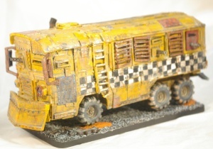 Puppet's War Orc Warbus 1