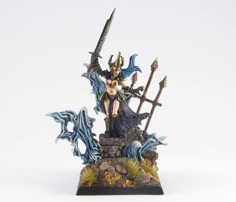 Reaper Necromancer Babe
